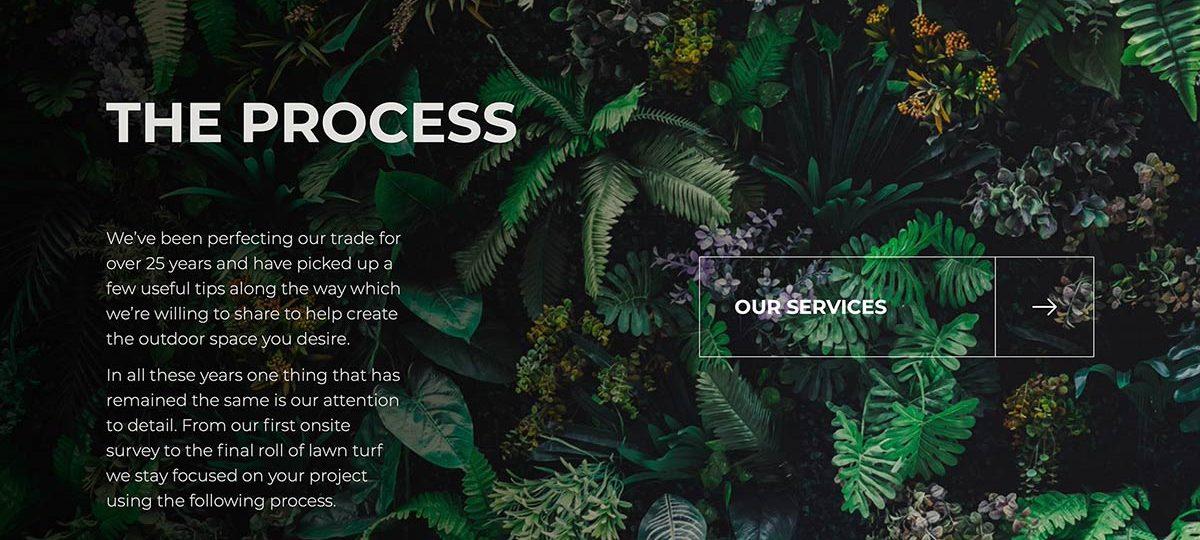 New Website - CB Landscapes